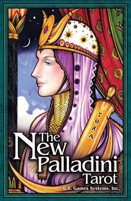 The New Palladini Tarot By Palladini, David/ U. S. Games Systems, Inc.